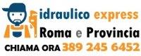 Idraulico Roma e provincia